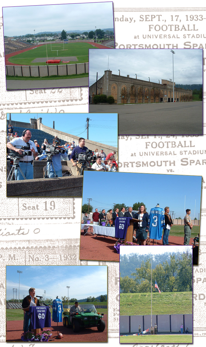 Portsmouth Spartans Historical Society